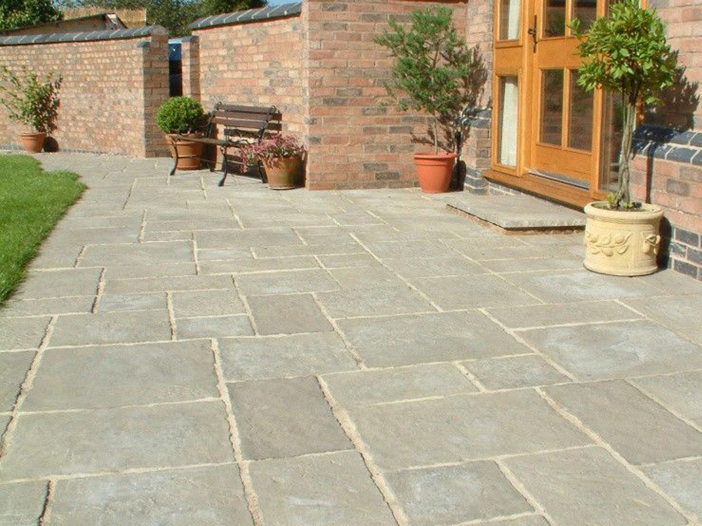 Image of Paving by - Style-Cast Concrete and Fencing