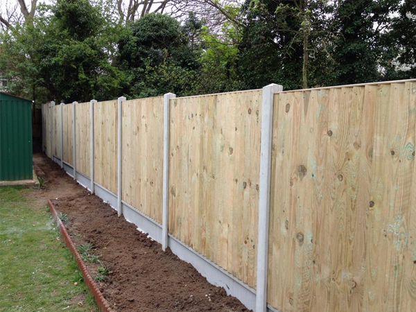 Recent Projects - Style-Cast Concrete and Fencing